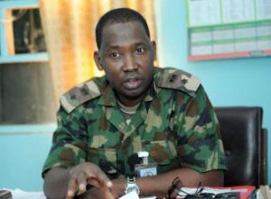 JTF spokesman, Sagir Musa